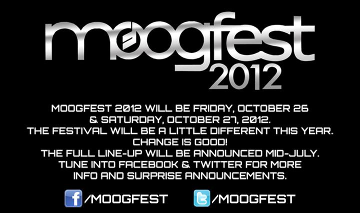 moogfest 2012 info