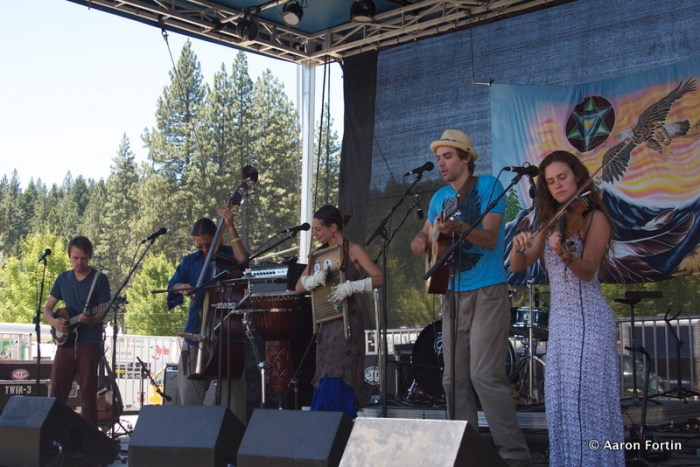 Elephant Revival, Big Meadow, HSMF 2012