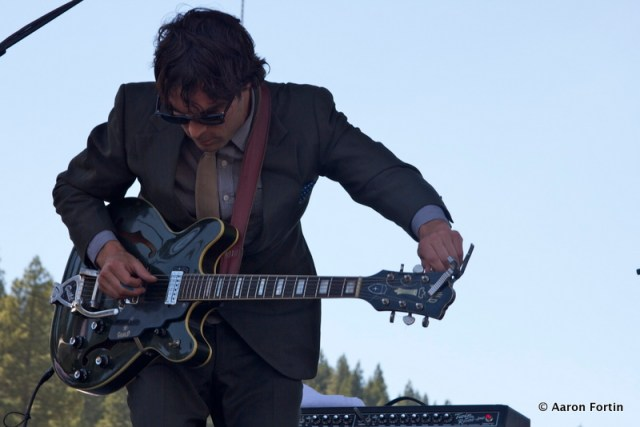 Brad Barr of SMMD @ Grandstand Stage, High Sierra 2012