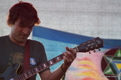Brad Barr of The Slip @ Big Meadow Stage, High Sierra 2012