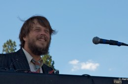 Marco Benevento of SMMD Grandstand Stage, High Sierra 2012