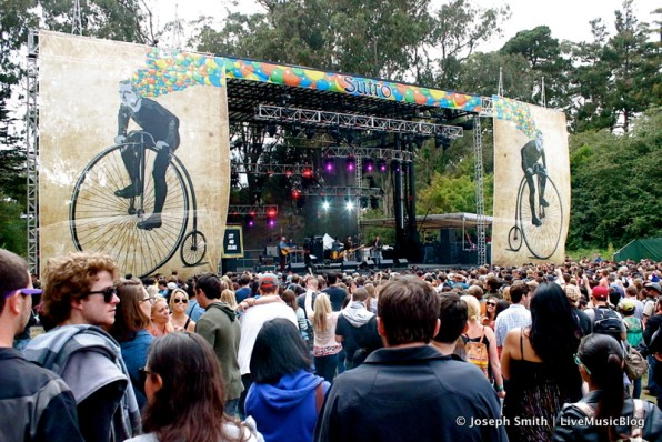 Outside Lands 2012 || Photo © Joseph Smith