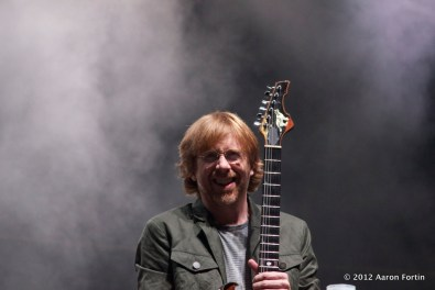 Trey's Looking At You, Long Beach 8/15/12 Phish