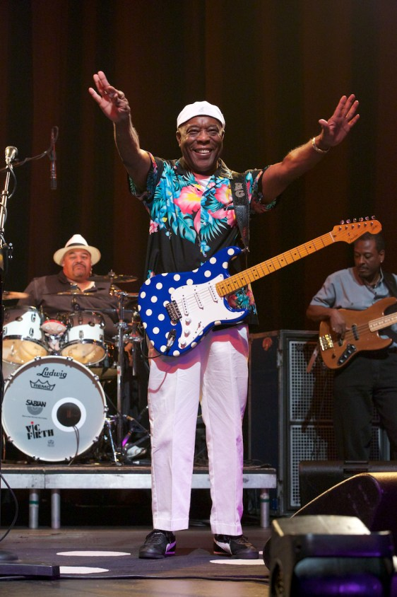 Buddy Guy @ Grove of Anaheim - 8/10/12 || Photo © 2012 jim Brock Photography / http://www.eyeonthemusic.com