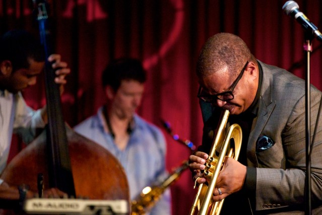 Terence Blanchard Quartet @ Catalina Jazz Club - 8/17/12 || Photo © Jim Brock Photography
