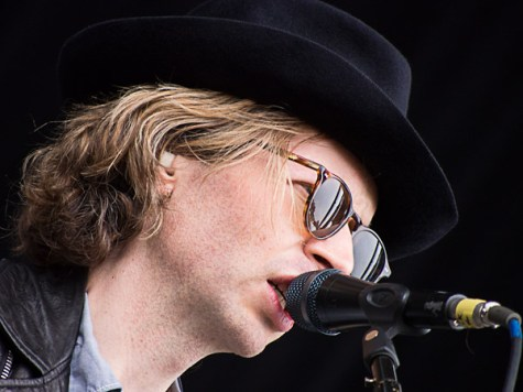 Beck @ Outside Lands 2012 || Photo by Jimmy Grotting