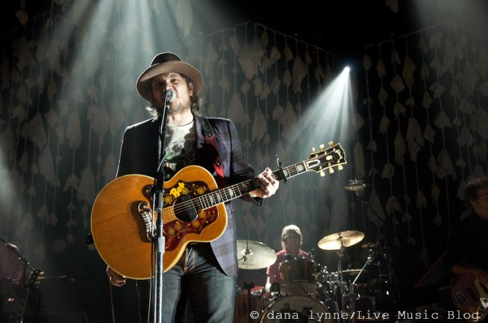 Wilco @ The Bushnell, Hartford CT, 8.1.12