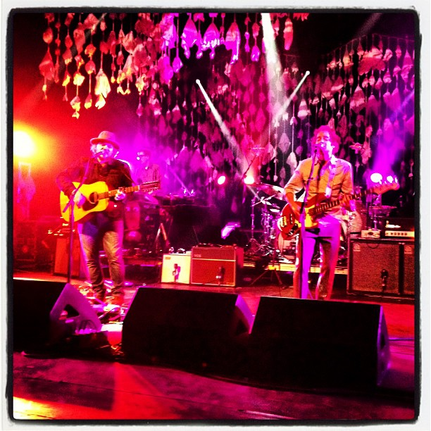 Wilco in Reno, NV  / 9.23.12  /  Photo by @RenoDavid