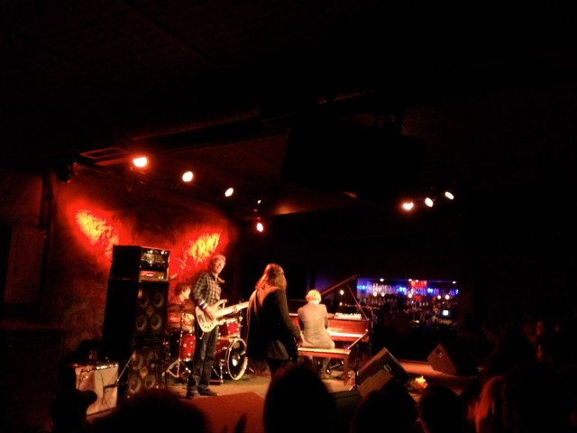 Phil Lesh sits in with Marco, 9/14/12