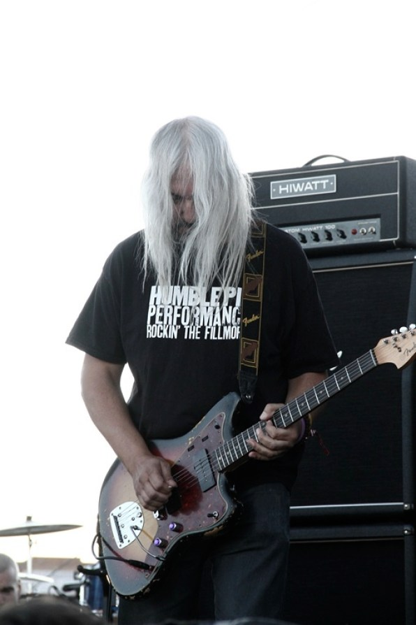 Dinosaur Jr. @ FYF 2012 || Photo by Joey Serxner