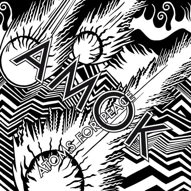 amok album cover