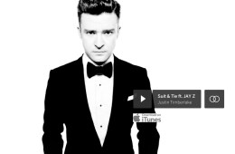 new justin timberlake with jay-z