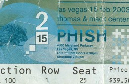 phish21503johngreeneticket