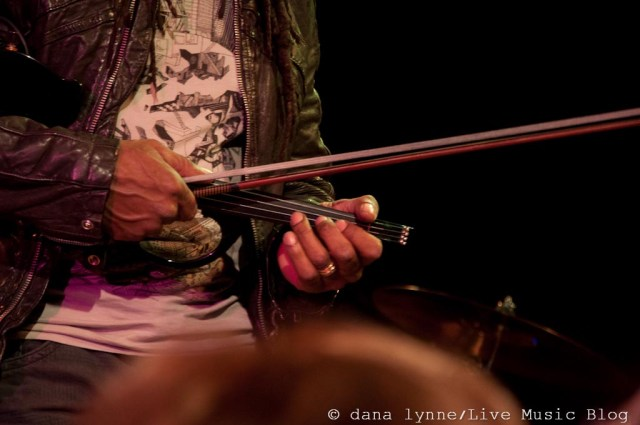 The Mushroom Cloud w/ Boyd Tinsley @ Toad's Place, 2.24.2013