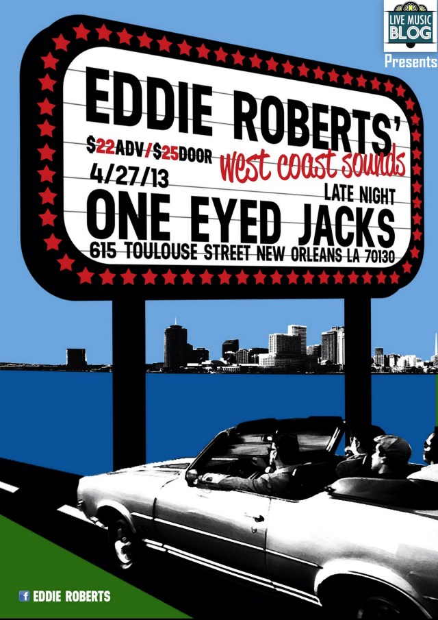 Eddie Poster Sample