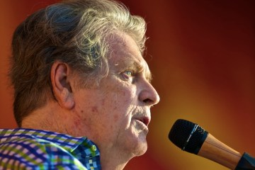 Brian Wilson, The Beach Boys @ Jazz Fest 2012 || Photo © Marc Pagani