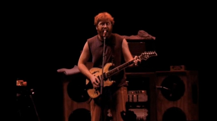 phish niagara falls video release