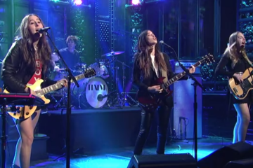Watch Saturday Night Live  HAIM  The Wire online   Hulu Plus (1)