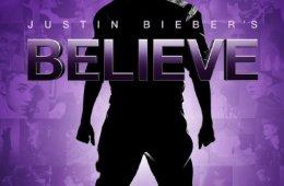 justin bieber believe poster