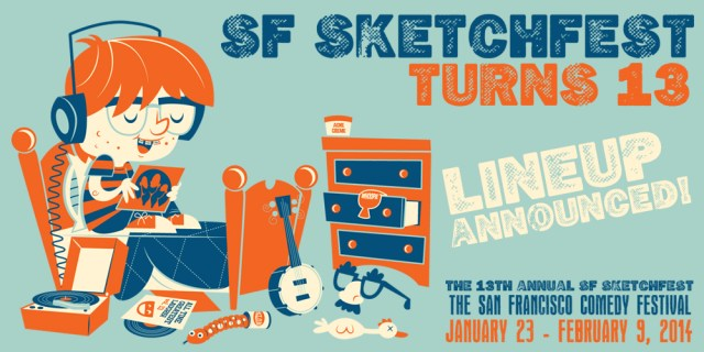 sf sketchfest 2014 lineup