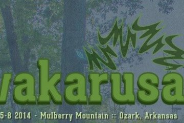 Wakarusa Music Festival   June 5   8  2014