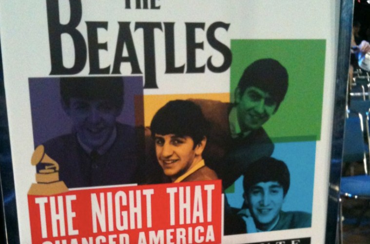 beatles night that changed america