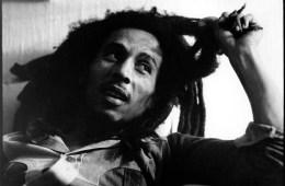 Bob Marley. Photo by David Burnett.