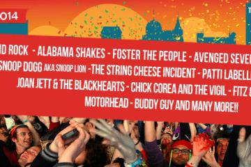 beale street 2014 lineup