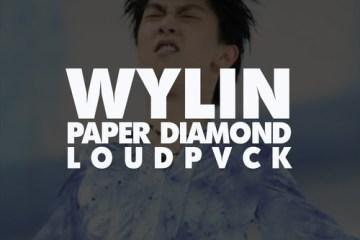 paper diamond x loudpvck - wylin