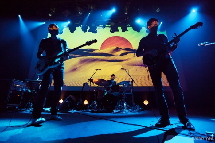 Tycho @ The Fillmore, SF 3.20.14 © Justin Yee