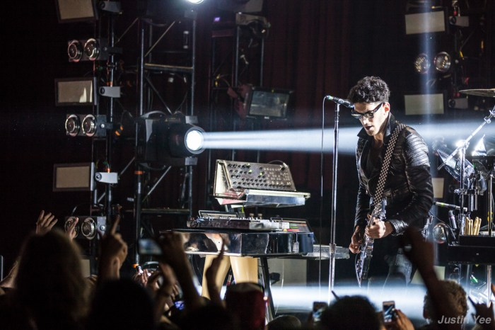 Chromeo @ The Independent-17