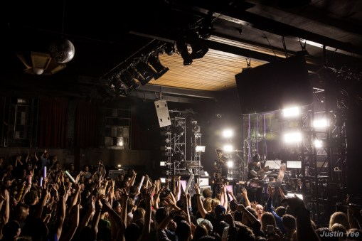 Chromeo @ The Independent-18