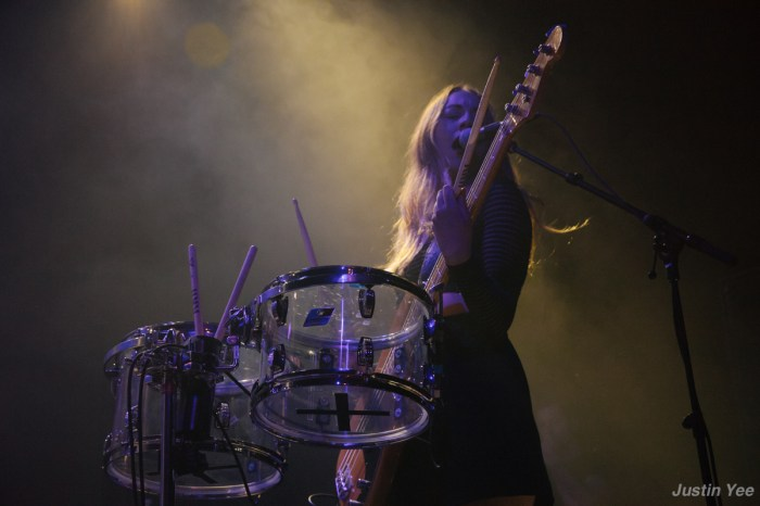 HAIM @ The Fillmore SF, CA_Watermarked-5