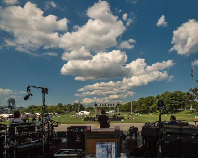 Phish's Soundcheck 7.11.14