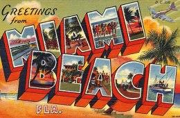 Miami-Greetings