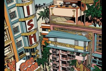 phish miami nye 2014 poster
