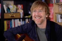 trey anastasio on npr tiny desk concert