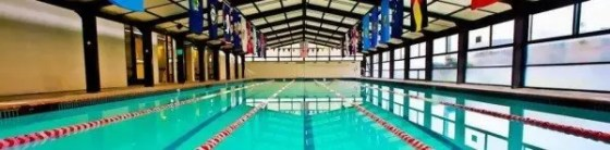 Pool at Pismo Beach Athletic Club