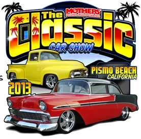 The Classic at Pismo Beach Car Show - 2013