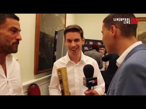 LLTV at The Liverpool Music Awards 2013: DJ of the Year Winner - Anton Powers