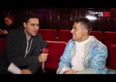 LLTV Panto Day: Ben talks to Prince Charming (Paul Danan)