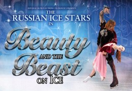 WHATS ON: Beauty and the Beast On Ice | Floral Pavilion Theatre | 1 – 5 April 2015