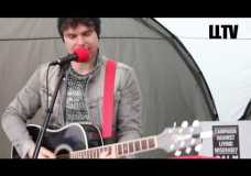 Red Sofa Sessions #onTour: Stephen Langstaff at Food & Drink