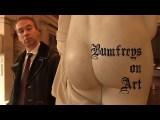 Bumfreys on Art – Rembrandt Self Portrait