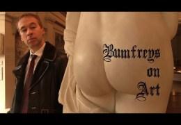 Bumfreys on Art – The Punishment of Lust