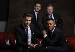 WHATS ON: The West End Men | Liverpool Empire | 29.05.15