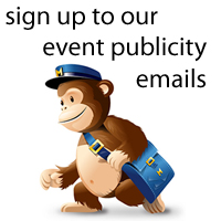 sign up to our event mailing list