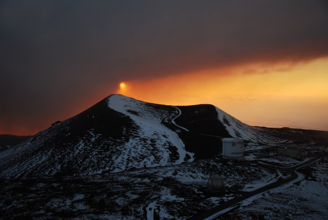 A Hawaiian Snow Day: Visiting Mauna Kea