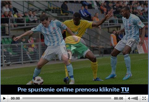 Sledujte Futbalové online prenosy - Live stream.