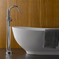 Brizo:: Stylish New Fillers For Freestanding Bathtubs